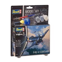Revell byggesæt F4U-4 Corsair Fighter