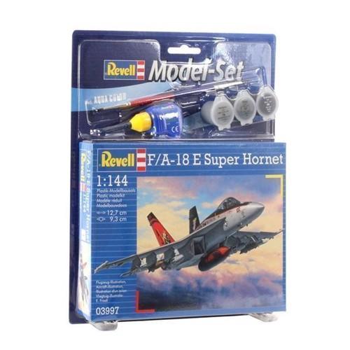 Image of   Revell byggesæt F / A-18E Super Hornet Plane