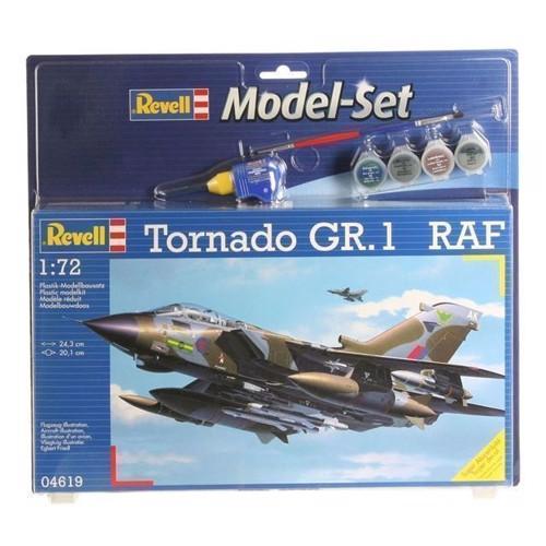 Image of Revell byggesæt Tornado GR.1 RAF (4009803646190)