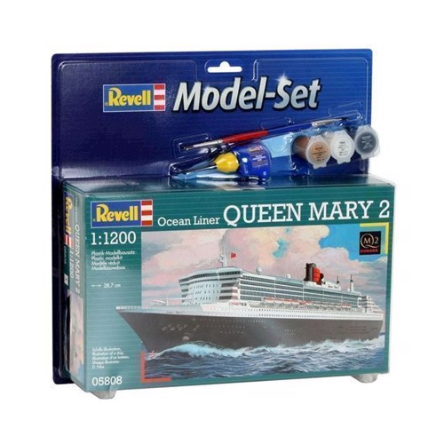 Image of Revell byggesæt Queen Mary 2