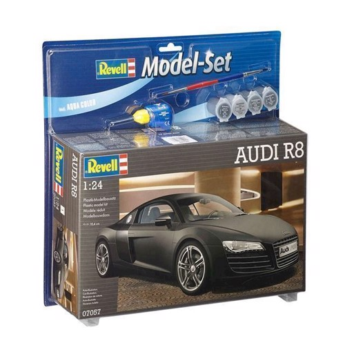 Image of Revell byggesæt AUDI R8 (4009803670577)