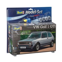 Revell Model Sæt VW Golf 1 GTI