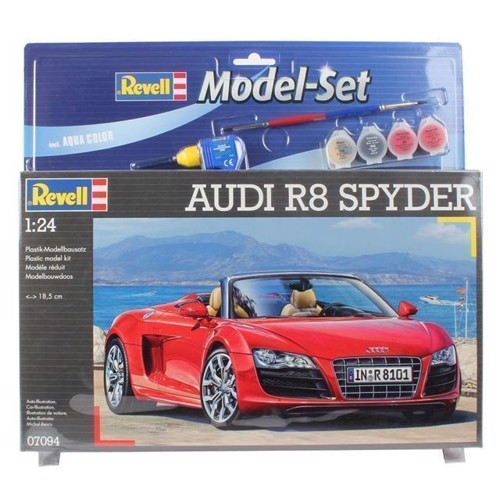 Image of   Revell byggesæt Audi R8 Spyder