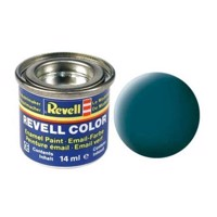 Revell enamel paint # 48-sea green, Matt