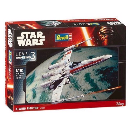 Image of   Revell byggesæt X-Wing Fighter