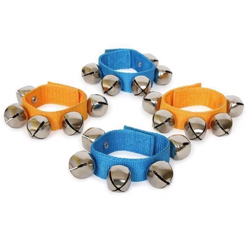 Image of   Armbånd med klokker, 1 stk