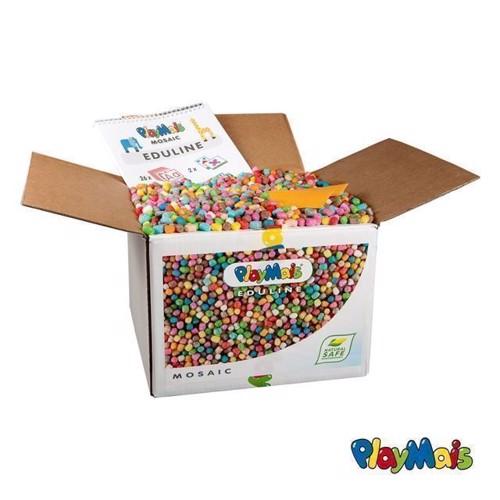 Image of PlayMais Eduline Mosaic - 12,000 stk (4041077003064)