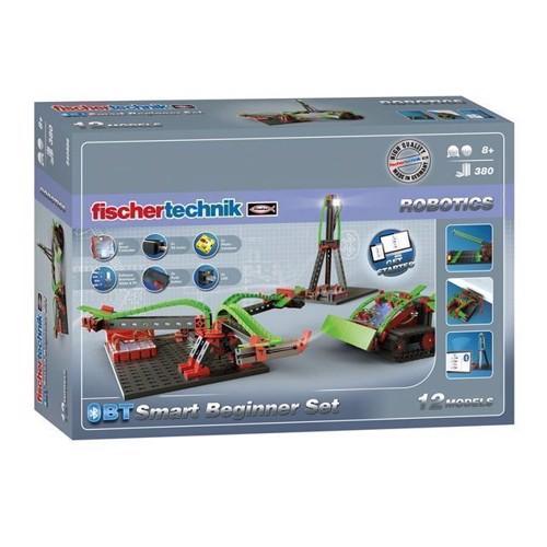 Image of Fischertechnik Robotics - Bluetooth Smart Begynder sæt (4048962280050)