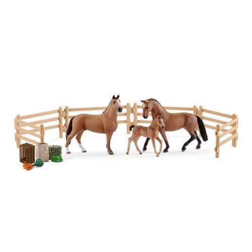 Image of Schleich Special - Hannover Familie (4055744007668)