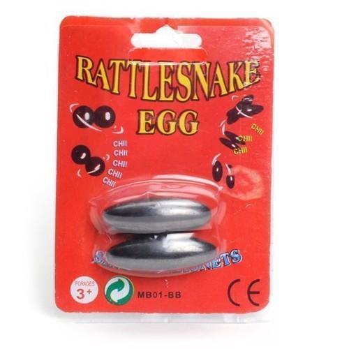 Image of Magnetisk klapperslange æg (4250052691732)