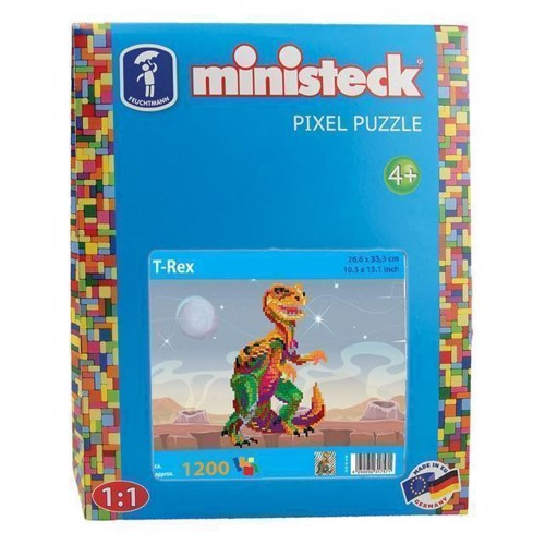 Image of   Ministeck T-Rex, 1200st.