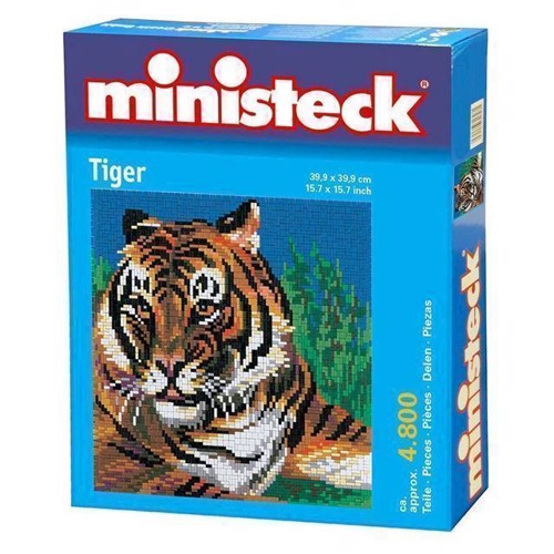 Image of   Ministeck Tiger, 4800st.