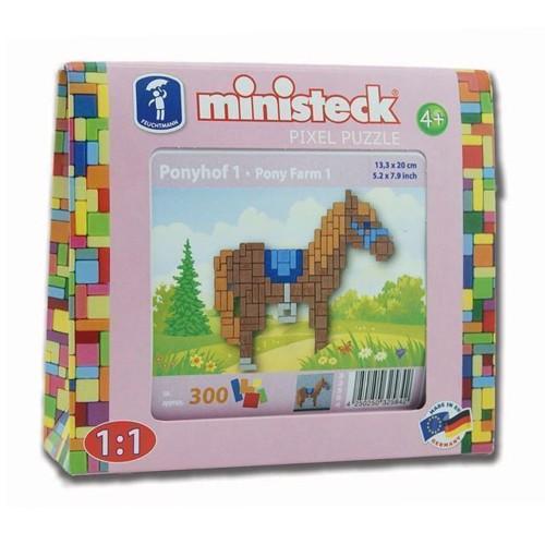 Ministeck pony 300 dele