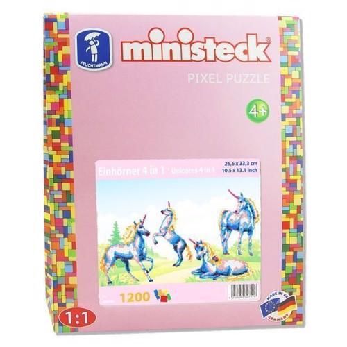 Image of Ministeck enhjørning, 1200st. (4250250327518)