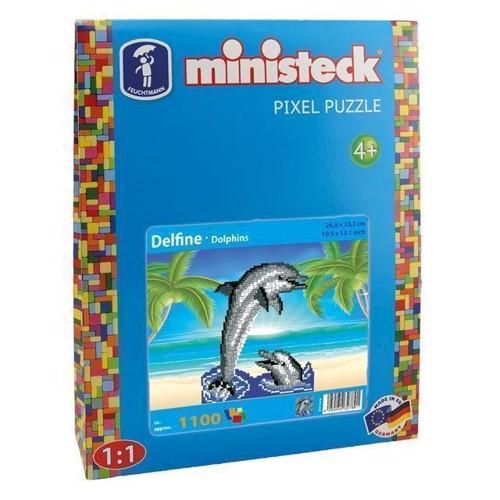 Image of Ministeck Delfiner, 1100st. (4250250327891)