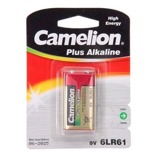 Image of Camelion Plus Batteri Alkaline 9v / 6LR61 (4260033150066)