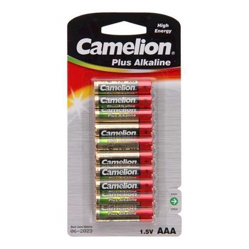 Image of Camelion Plus Batteri Alkaline AAA / LR03, 10 stk