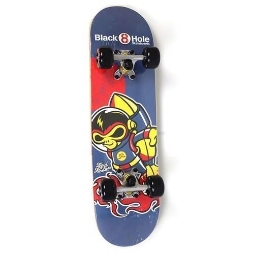 Image of Skateboard Black8Hole Monkey (4260195358348)