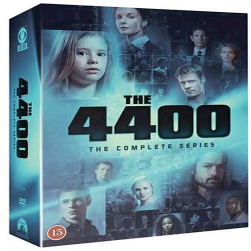 Image of 4400, The The Complete Series 15disc DVD (7332431031012)