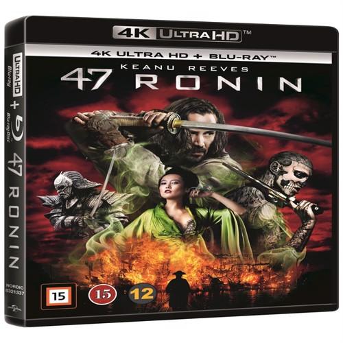 Image of 47 Ronin (Uhd+Bd) Uhd S-T - Blu-ray (5053083213374)