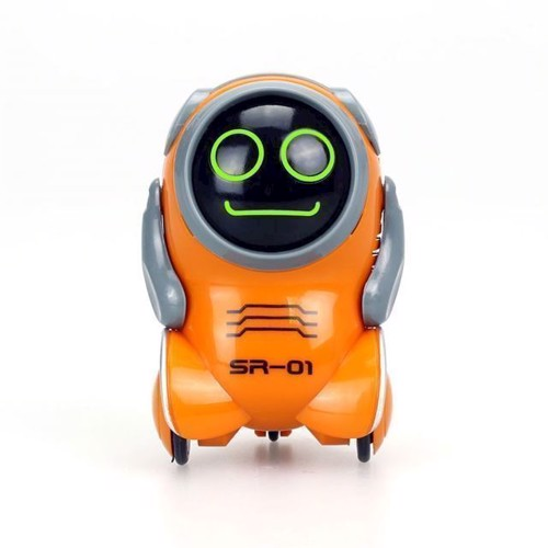 Image of Silverlit robot Pokibot Orange (4891813540687)