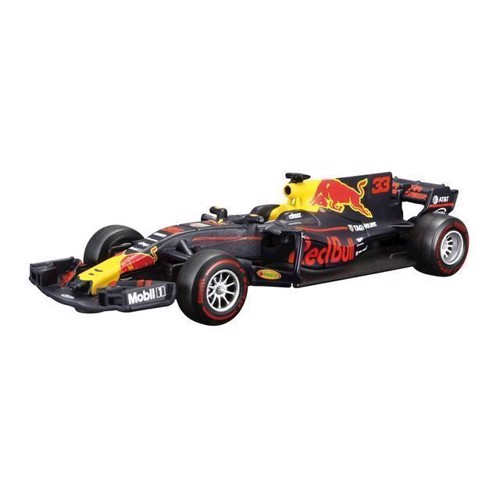 Image of   Burago Red Bull Racing Racerbil 1:18