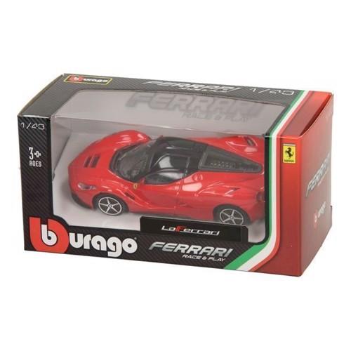 Image of Burago Ferrari Racerbil 1:43 (4893993360000)