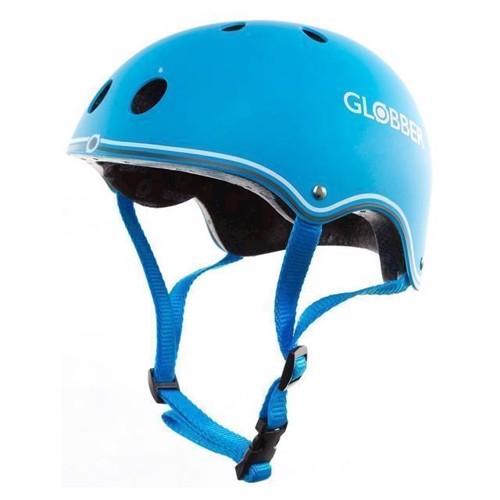 Image of   Globber hjelm, blå