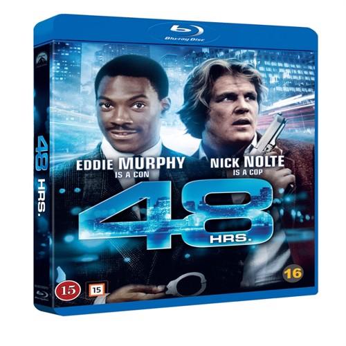 Image of 48 Hours, Blu-ray