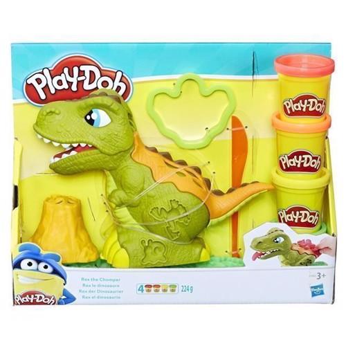 Image of Playdoh Dinosauren Rex (5010993510894)