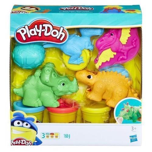 Image of Playdoh, Dinosaur redskaber (5010993510917)