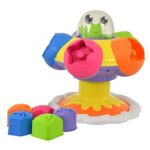 Image of Tomy, roterende ufo