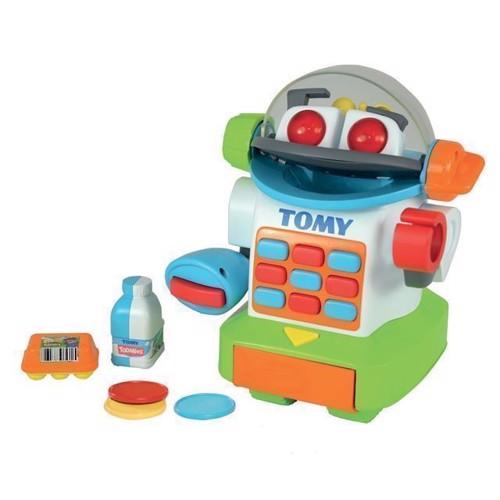 Image of   Tomy, kasseapperat robot