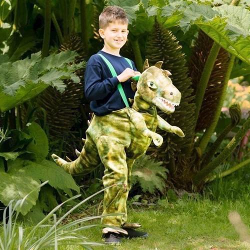 Image of Udklædning, Dinosaur ridetur, 6-10 år (5014568229914)