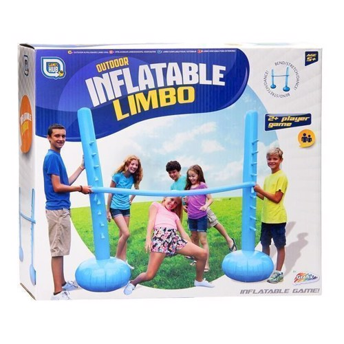 Image of Limbo, oppusteligt limbo sæt (5015934327319)