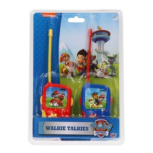 Image of   Paw Patrol Walkie Talkie