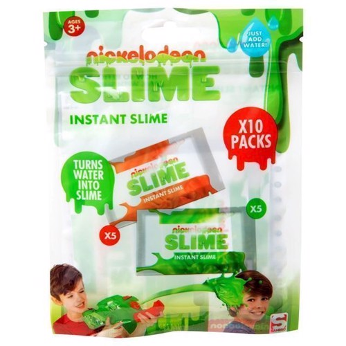 Image of Nickelodeon Slime pulver (5055114396612)