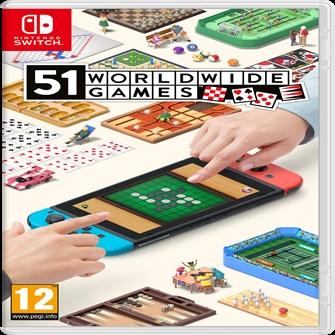 Image of 51 Worldwide Games (0045496426316)