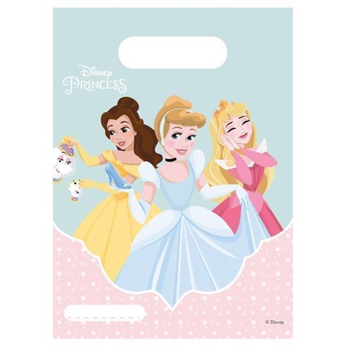 Image of   Slikposer Disney Princess, 6 stk