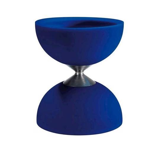 Image of Gummi Diabolo blå, uden pinde