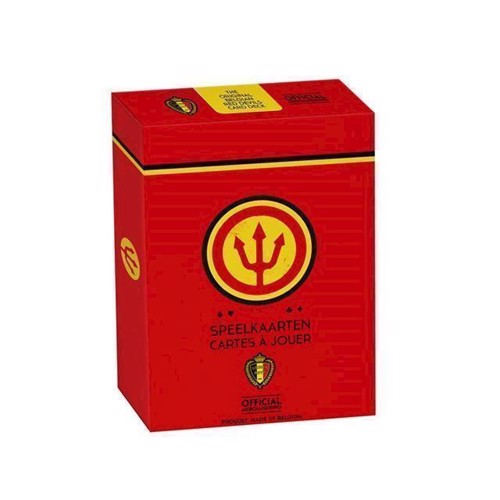 Image of Red Devils spillekort (5411068036019)