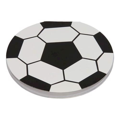 Image of   tegneblok med fodbold motiv