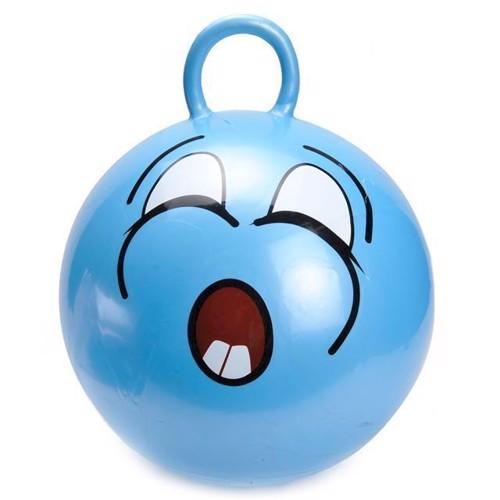 Image of   Kænguro bold med ansigt