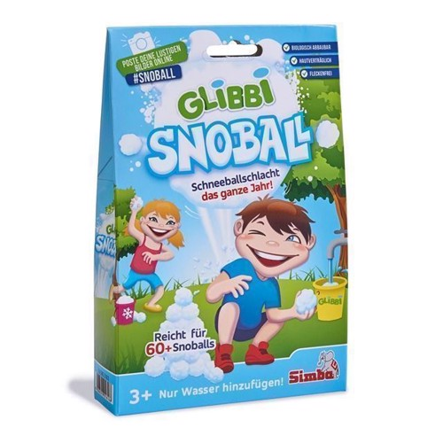 Image of Glibbi Snoball (5413538531833)
