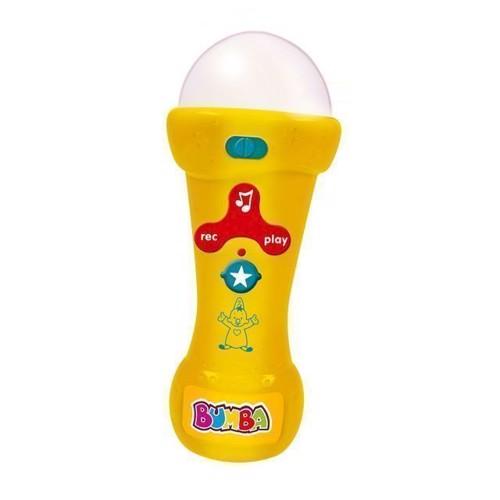 Image of Bumba Min første mikrofon