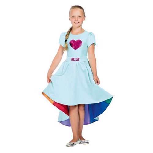 Image of Udklædning, K3, kjole 6-8 år (5414233211723)