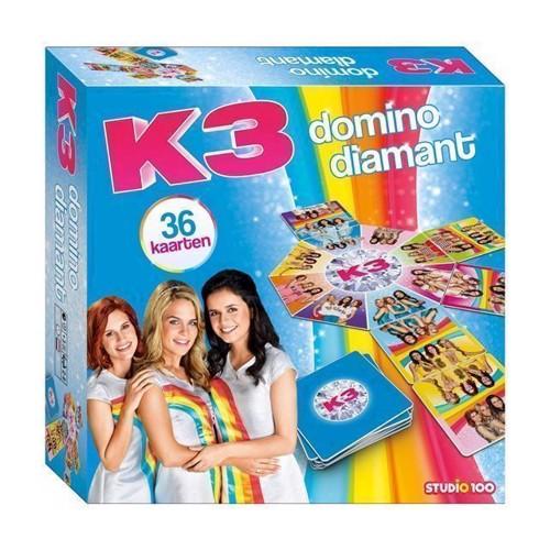 Image of Domino, K3 diamant (5414233212522)