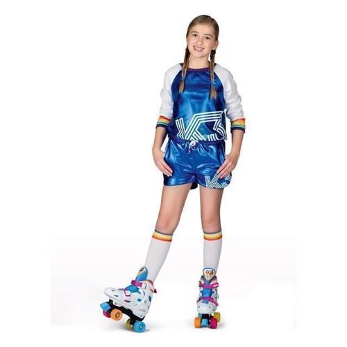 Image of Rulleskøjte outfit, K3 Disco, 6-8 år, uden rulleskøjter