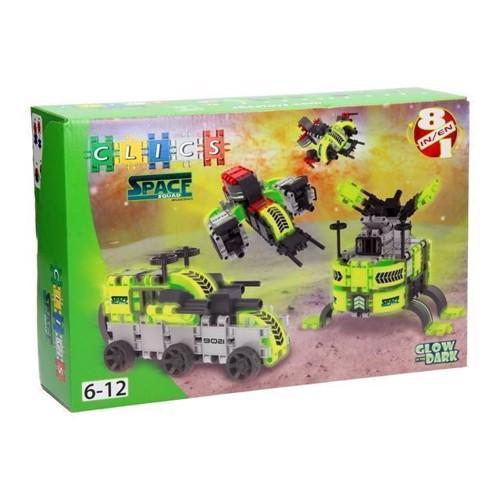 Image of Clics Space Squad, 8 i 1 (5425002305796)