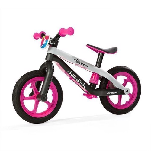 Image of   Chillafish BMXie RS løbecykel, pink